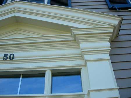 Fine Molding Details