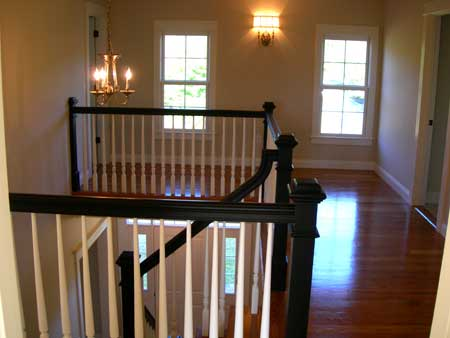 Upper Level Access New-Old Homes