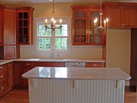Historically Motivated Reproduction Kitchen