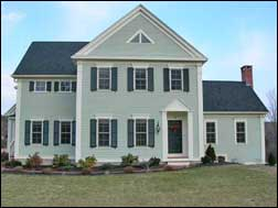 New-Old Home by Gilmore Building Co.