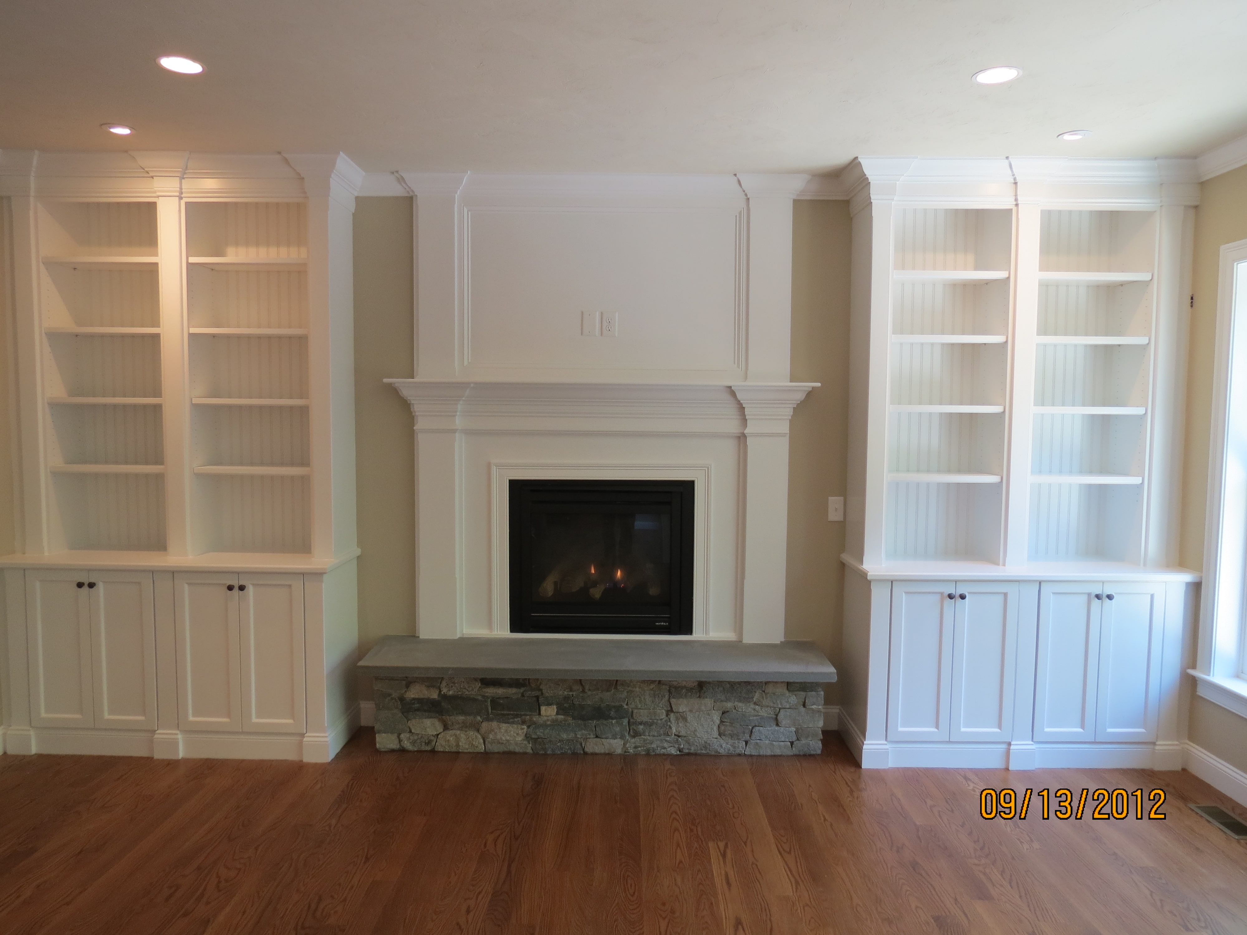 Sample photo from Photo Gallery, built-ins