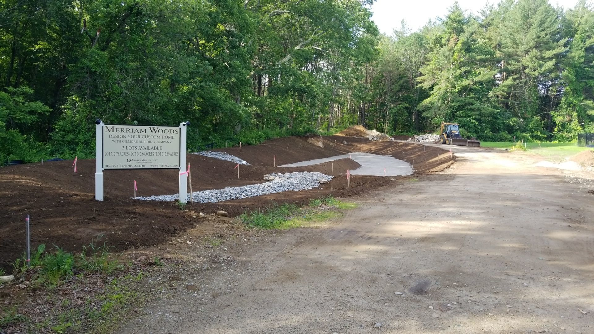 House Lots for Sale Merriam Woods, Grafton, MA