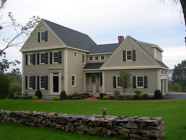 george Estabrook - a new old home