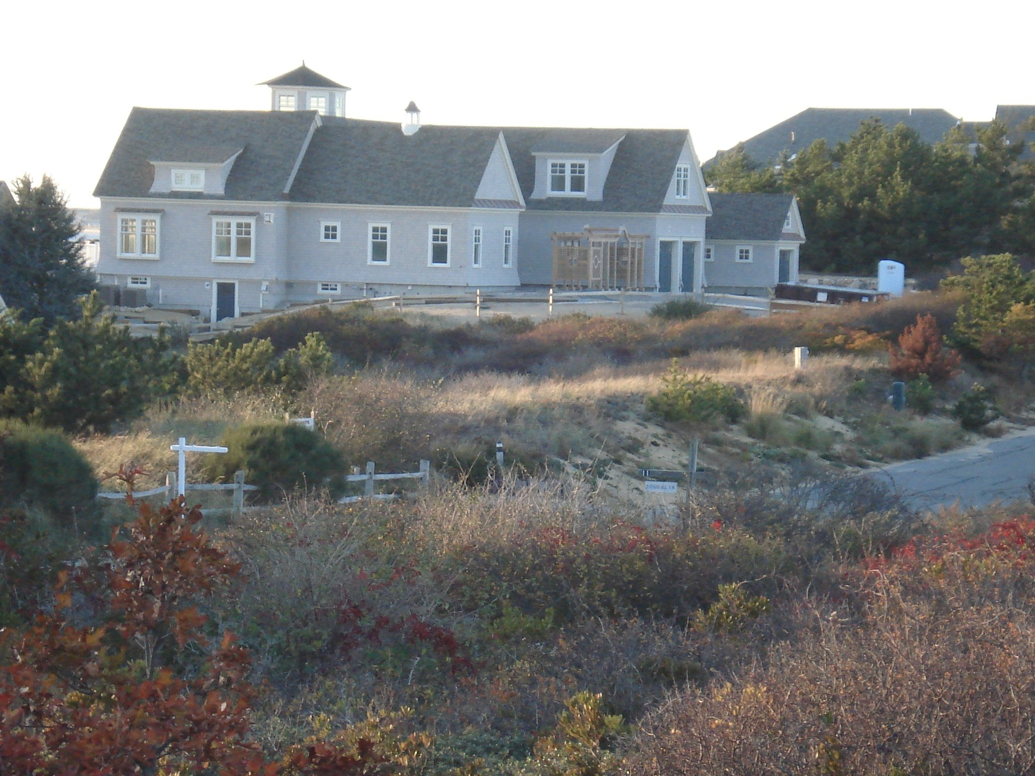 Truro MA Ocean Front New Home